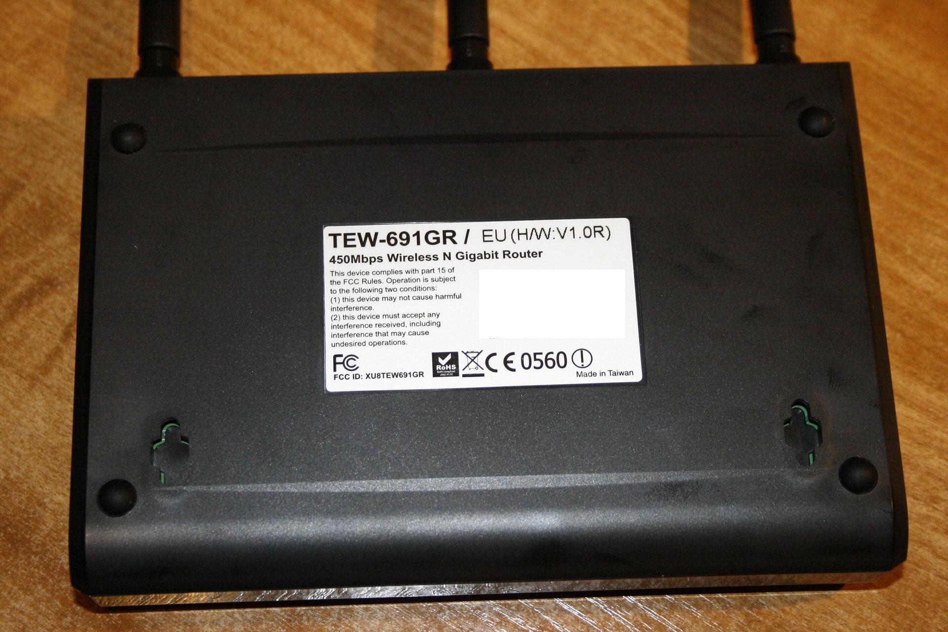 Drivers Update: TRENDnet TEW-691GR Router