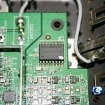 Memoria FLASH del router Cisco Linksys E4200