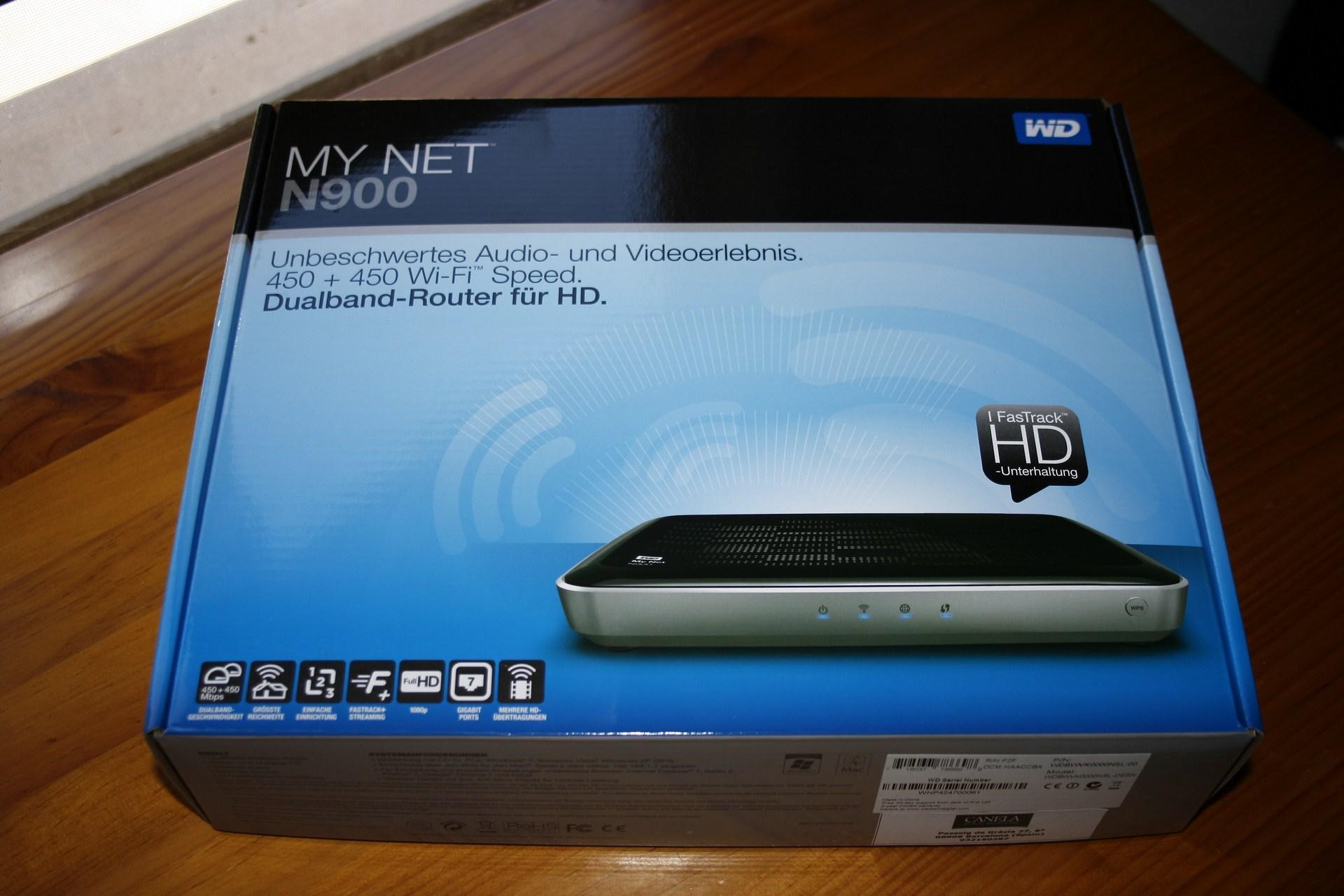 My Net N900 Firmware