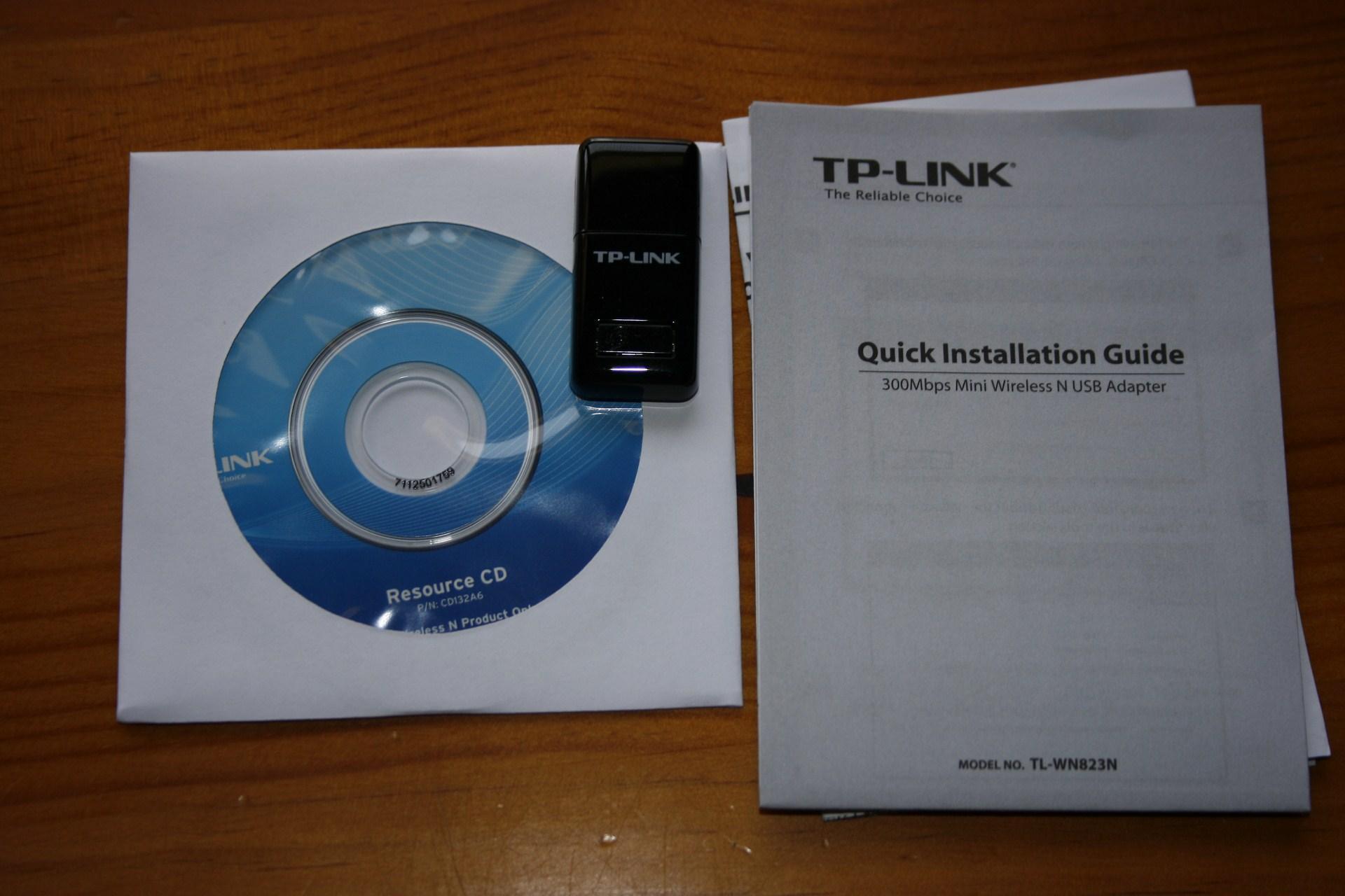 Tp Link Tl Wn823n Anlisis De Este Adaptador Usb Wifi N A 300mbps Wn 823n Contenido La Caja Del
