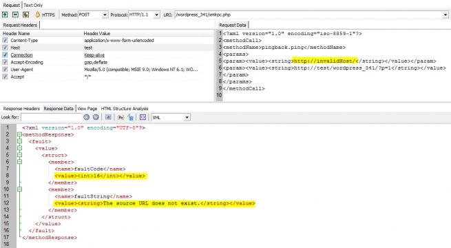 WordPress-vulnerabilidad-pingback