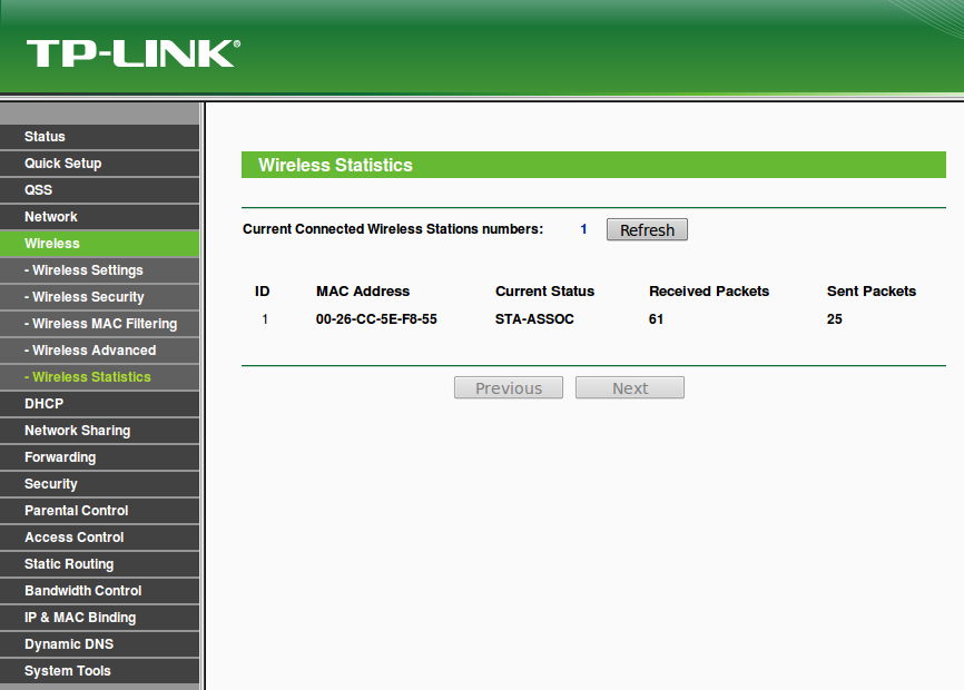 TP-LINK TL-WR1043ND Ultimate: Manual de configuración