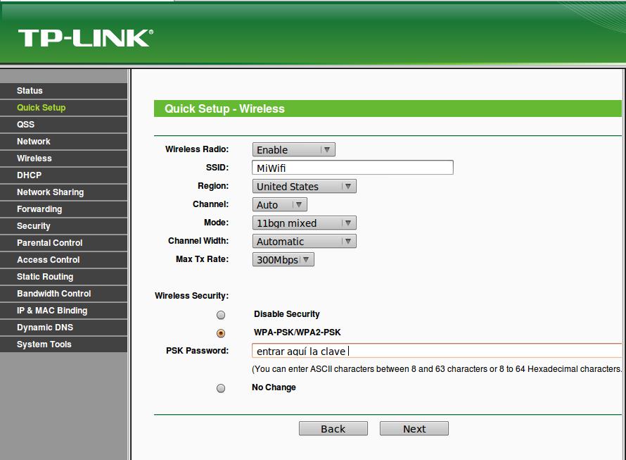 TP-LINK TL-WR1043ND Ultimate: Manual de configuración