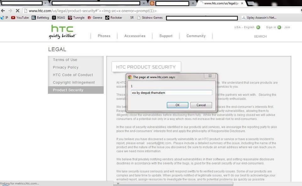 htc-problema-seguridad-pagina