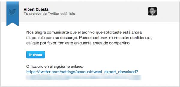 mensaje-correo-descarga-twitter-historial
