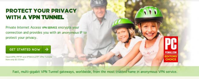 Private Internet Access 1