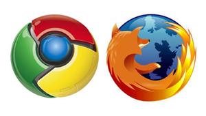Google Chrome y Firefox publican nuevas versiones