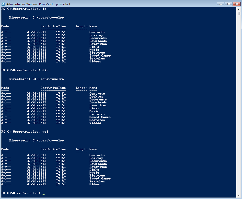 Aprende A Usar Powershell En Windows