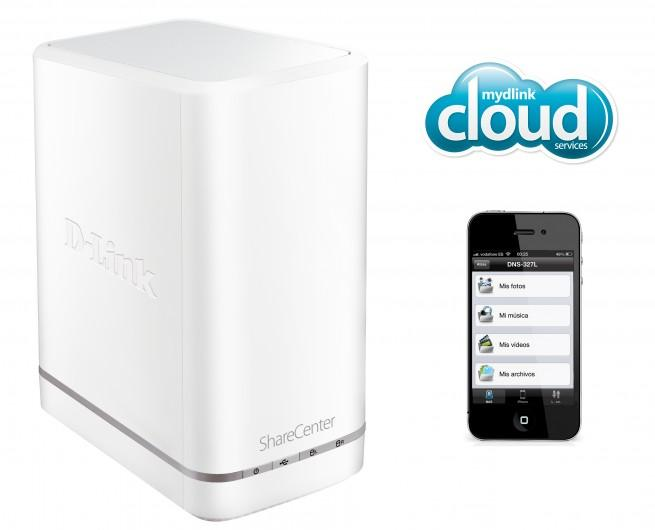 D-Link_DNS327_Cloud_iPhone