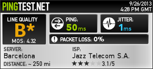 fritzbox3390_vdsl_jazztel_ping_optimo