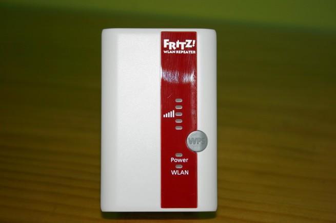 Vista en detalle el FRITZ!WLAN Repeater 310