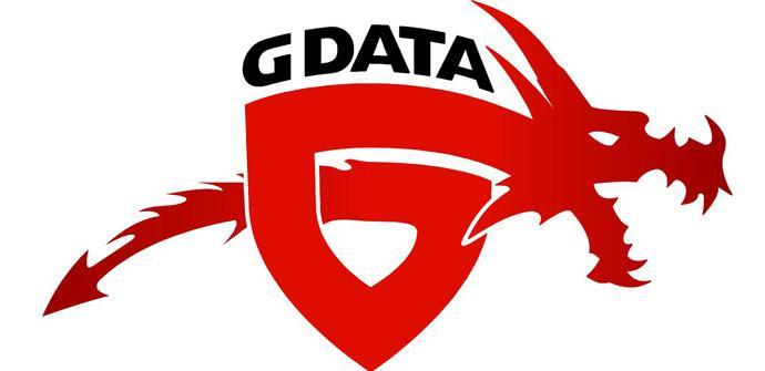 Logotipo de G DATA