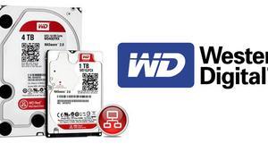 WD presenta nuevos discos duros WD Red y WD Red Pro para sistemas NAS