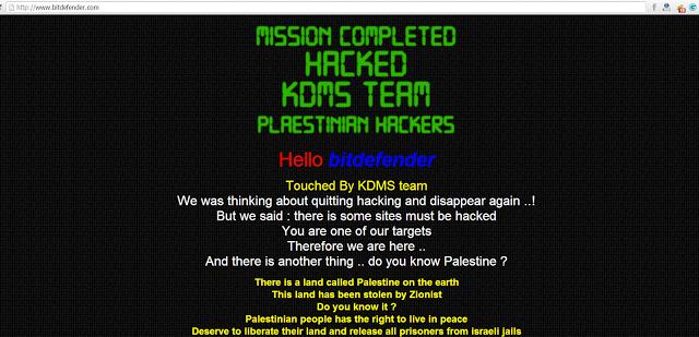 ESEt y Biidefender hackeo