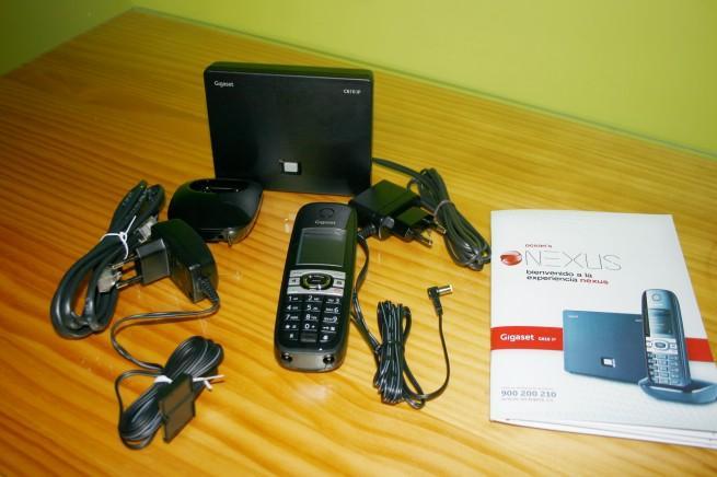Contenido de la caja del servicio Oceans Nexus 19