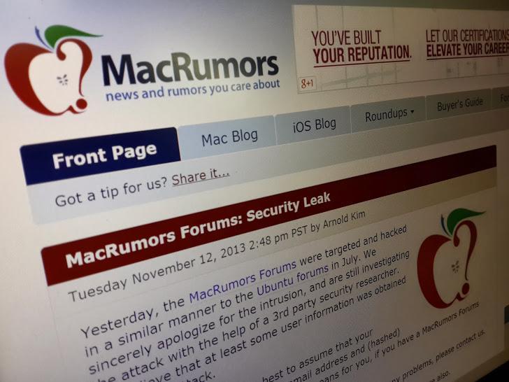macrumors hackeo
