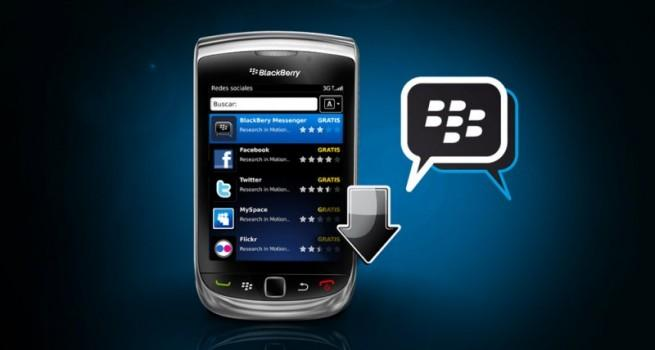 blackberry messenger descarga