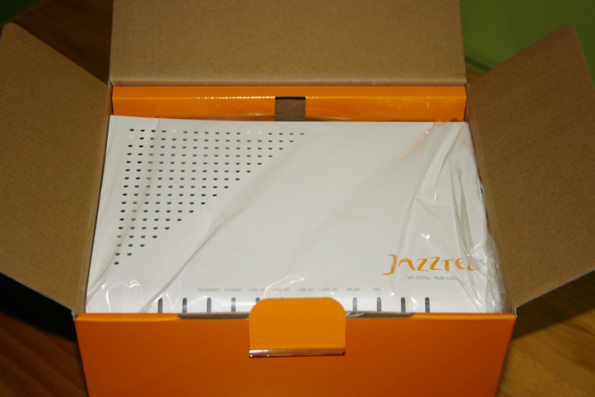 Comtrend VR-3025u: Análisis de este router de Jazztel para