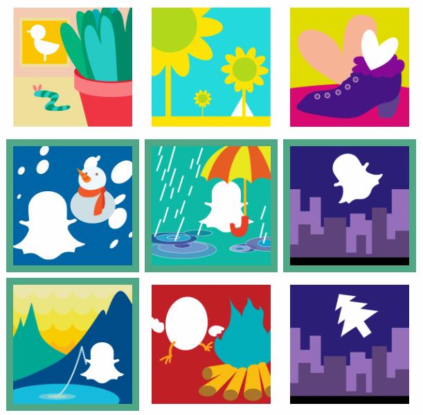 Chaptcha en Snapchat