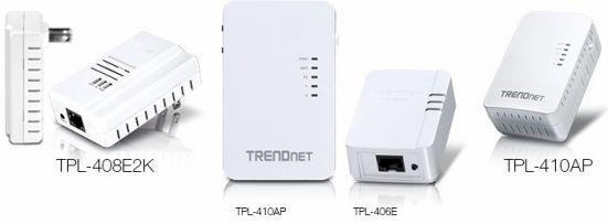 trendnet presenta nuevos dispositivos plc en el ces