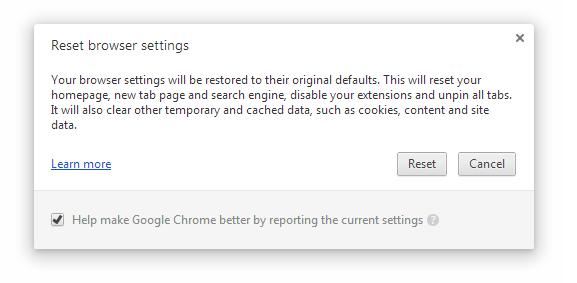 Google chrome nueva funcionalidad