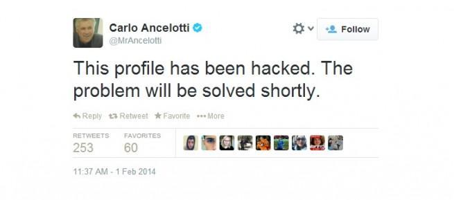 Twitter_Carlo_Ancelotti_hacked_foto