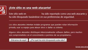 Google Safe Browsing bloquea las páginas web que tienen publicidad MadAdsMedia