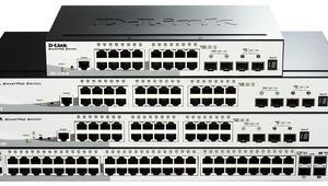 D-Link DGS-1510: Nuevos switches gestionables de alto rendimiento con puertos 10G