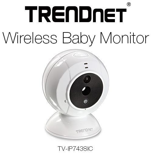 Tn063 Monitor para bebés
