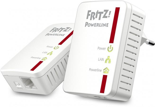 fritz powerline 510e
