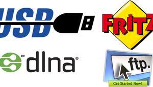 Cómo configurar el FRITZ!NAS, servidor FTP y el servidor de medios DLNA en tu FRITZ!Box