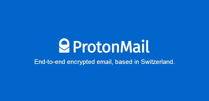 Logotipo de ProtonMail