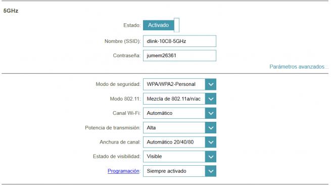 Firmware del router D-Link DIR-880L AC1900