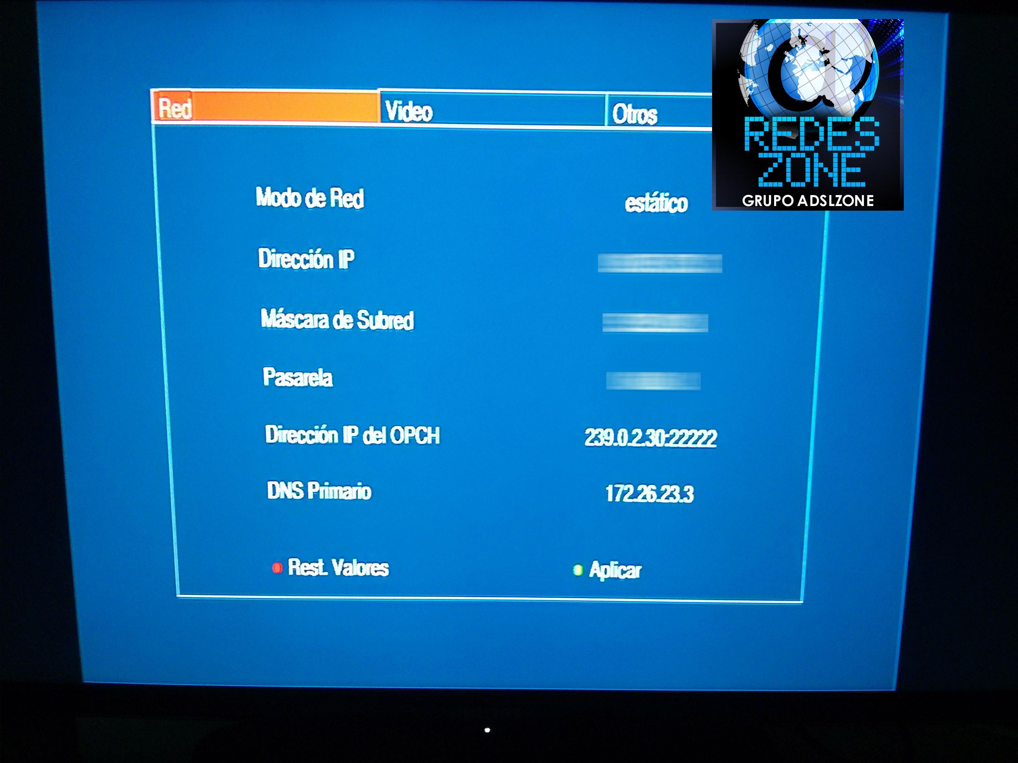 Como Configurar IPTV Movistar TV Del FTTH De Movistar
