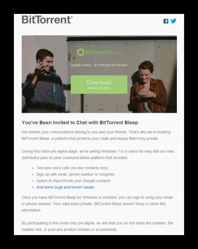 BitTorrent_Bleep_correo_electrónico_beta_foto