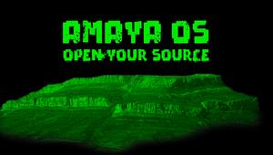 Amaya OS, un Linux que funciona con 16Mb de RAM y 75Mhz de CPU
