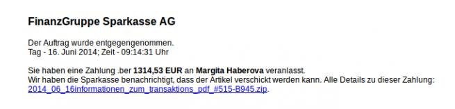 geodo spam correo electrónico