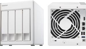 QNAP anuncia nuevos NAS con procesadores Intel Celeron y dos puertos Gigabit Ethernet