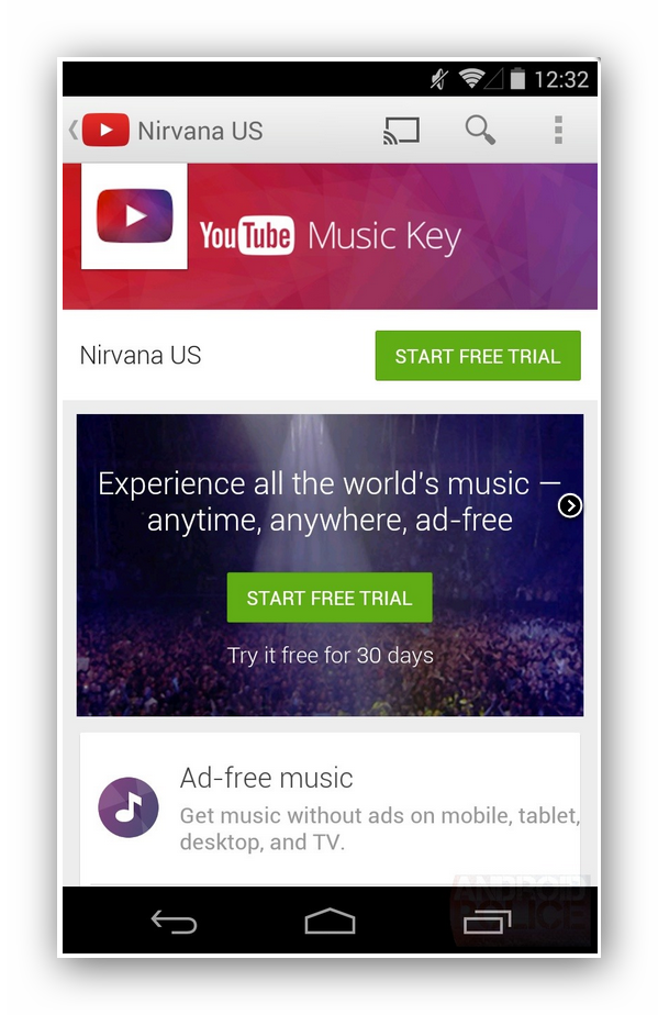YouTube Music Key foto 1