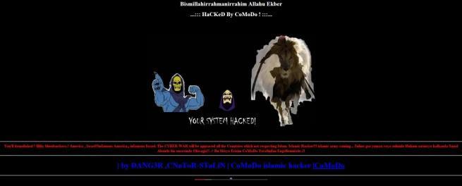 plextor hackeo página web