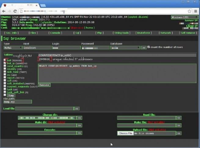 Qbot botnet infectar equipos y robar datos de usuarios