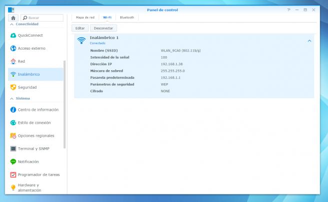 Synolovy conexion WiFi 9