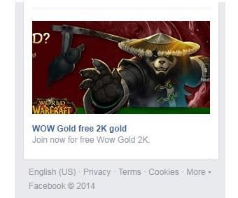 facebook sistema de anuncios peligroso