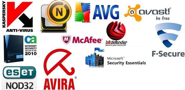 Principales fabricantes internacionales de antivirus