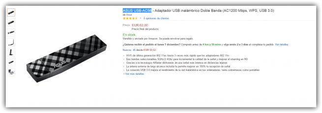 Black Friday ofertas amazon asus foto 1
