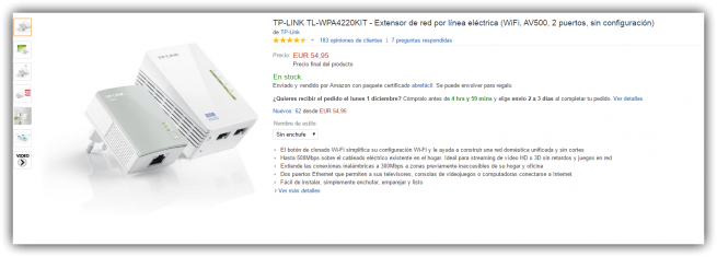 Black Friday ofertas amazon tplink foto 2