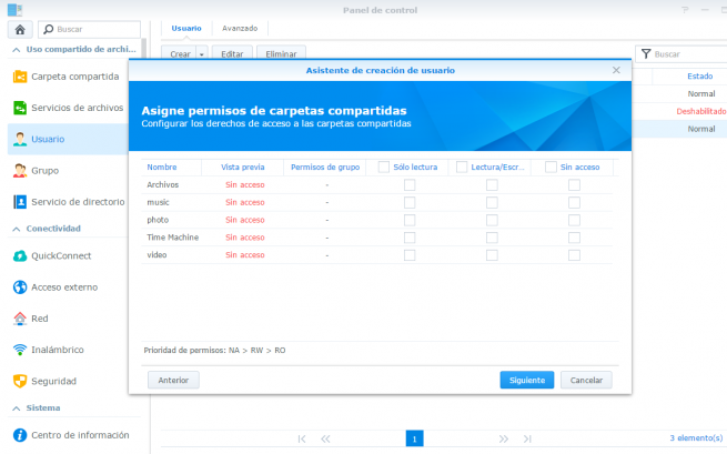 copia de seguridad de windows en synology nas 4