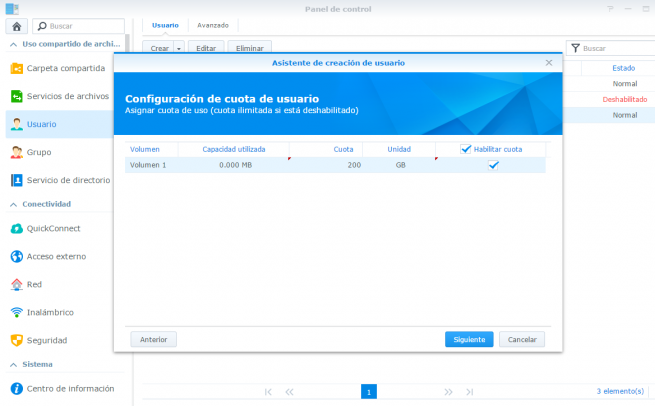 copia de seguridad de windows en synology nas 5