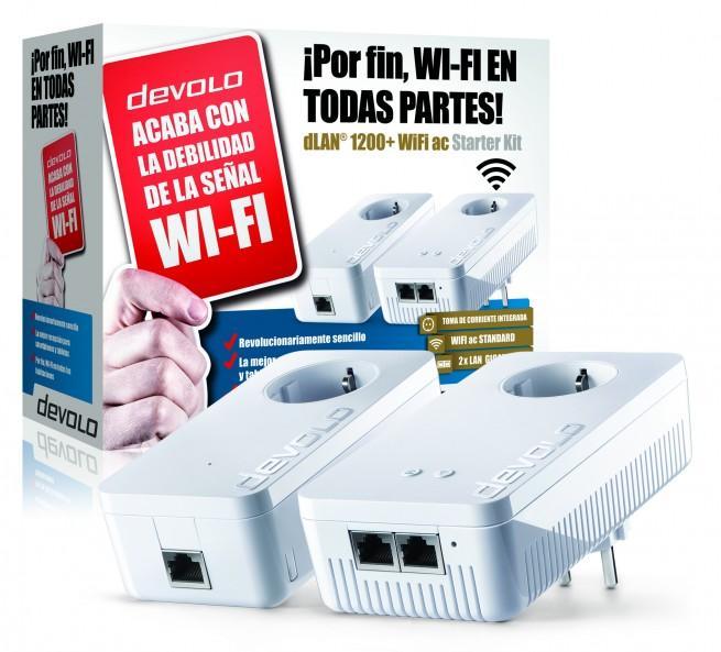 devolo dLAN 1200+ WiFi ac 3
