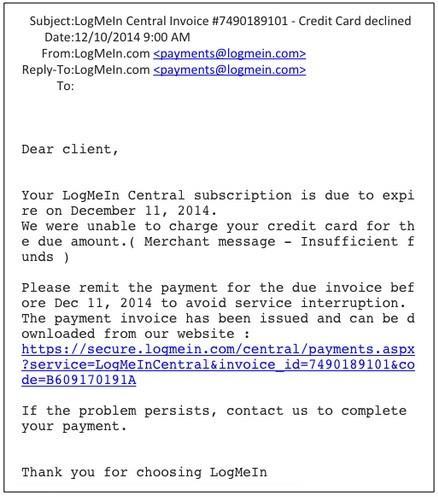 CloudFlare certificado utilizado en correo spam